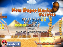 New Super Mario Forever Title.PNG